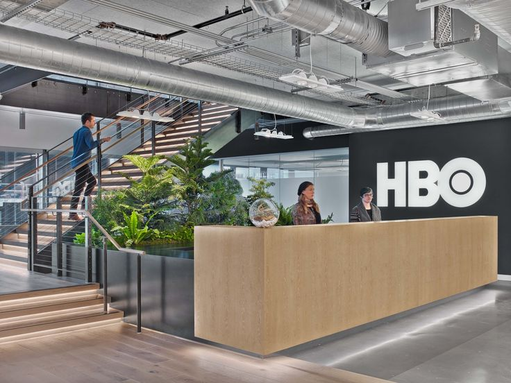 Gallery Of HBO Seattle Workspace Rapt Studio