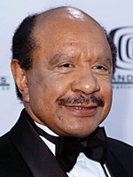 R.I.P....Sherman Hemsley (1938-2012) played George Jefferson on The Jeffersons