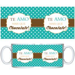 Estampa para caneca Chocolates 000839