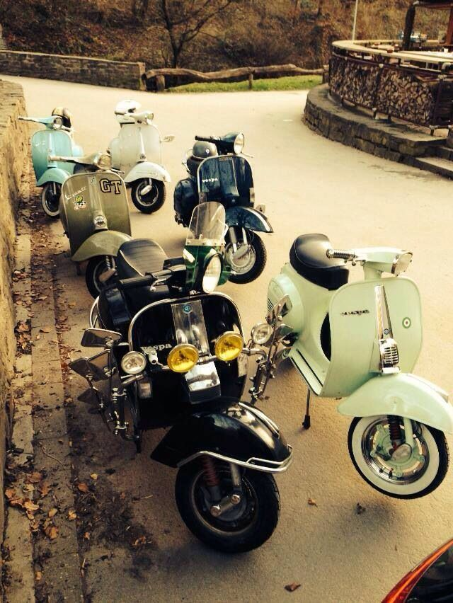 13 best images about Moped and Vespa on Pinterest