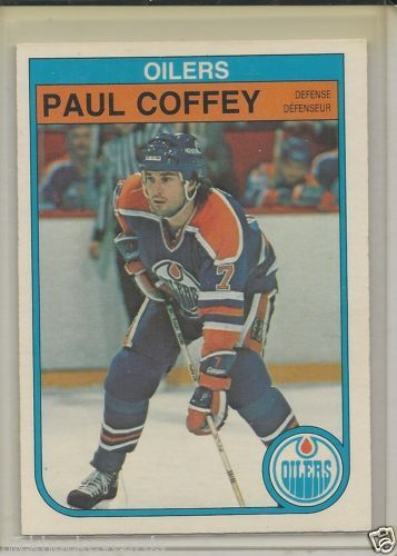 Paul Coffey Edmonton Oilers1982-83 OPC # 101 NM-MT