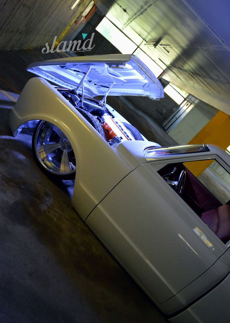 Eccentric – Mike Partyka's 1967 C10 | Slam'd Mag