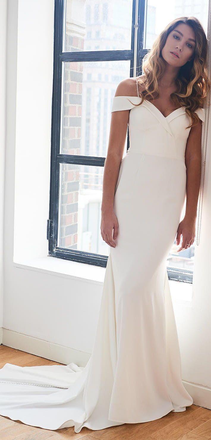 Kelly faetanini wedding dresses