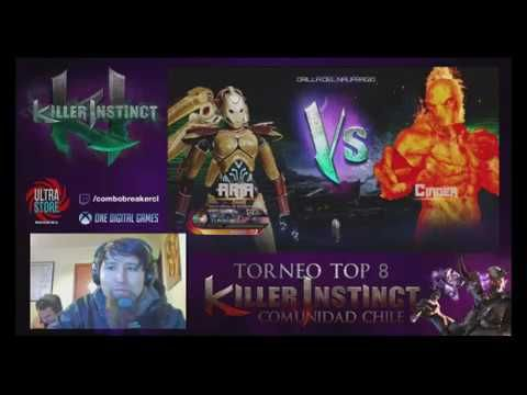 Killer Instinct The New Top Tournament Top 8
