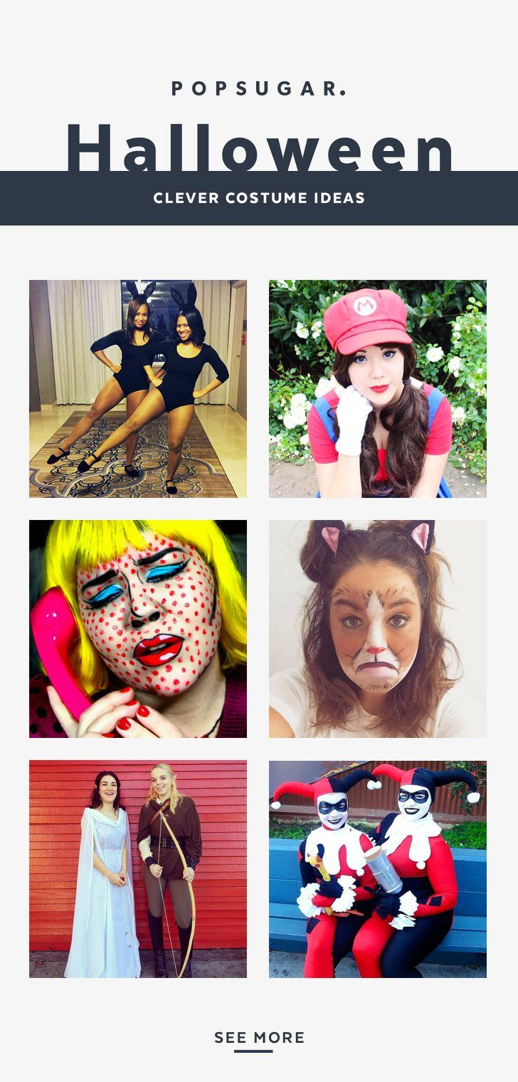 Break the Internet With These 50+ Clever Costumes