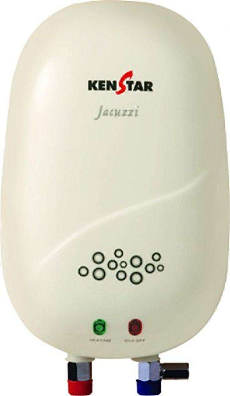 Kenstar Jacuzzi KGT03W2P-GDE 3-Litre 3000 Watt Instant Water Heater