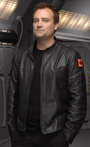 Who wouldn't love a good looking Canadian genus? He is my favorite stargate character :)