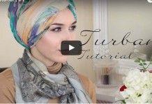 Hijab Turban : Voici Comment Mettre Le Hijab Turban