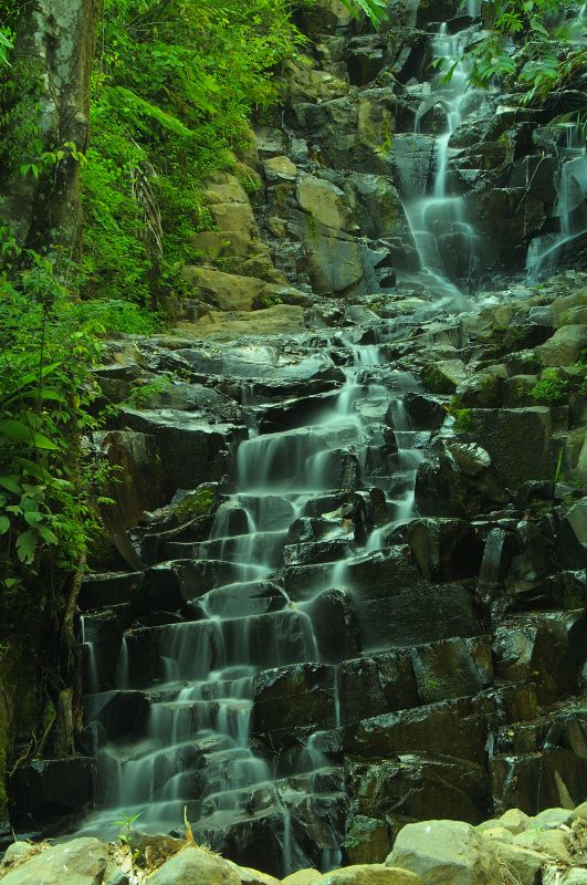 35 best indonesia is love images on pinterest indonesia java and irenggolo waterfall is a pretty staircase cascade located in mountainous indonesian forests image ccuart Images