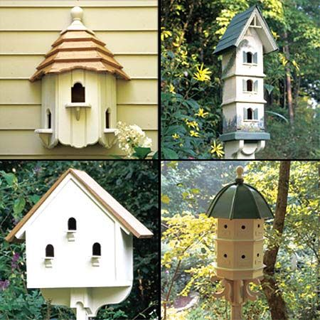 """Complete your house with a house """"For the Birds!""""  Project Plan 502047: #BirdHouse plans."""