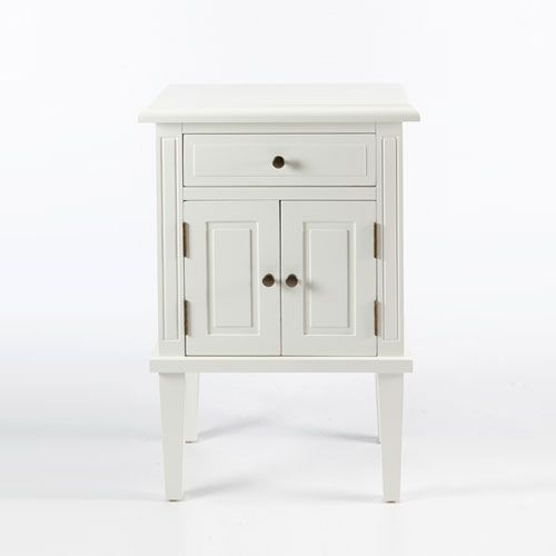 Clean lines, fresh look – Capri is ideal for all members of the family. Made from strong hardwood and medium density fibreboard for a smooth surface. Soft-white painted finish lightly distressed Fully assembled