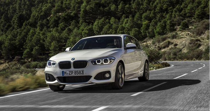 BMW Serie 1 2015, así es el restyling del compacto alemán - http://www.actualidadmotor.com/2015/01/16/bmw-serie-1-2015-asi-es-el-restyling-del-compacto-aleman/