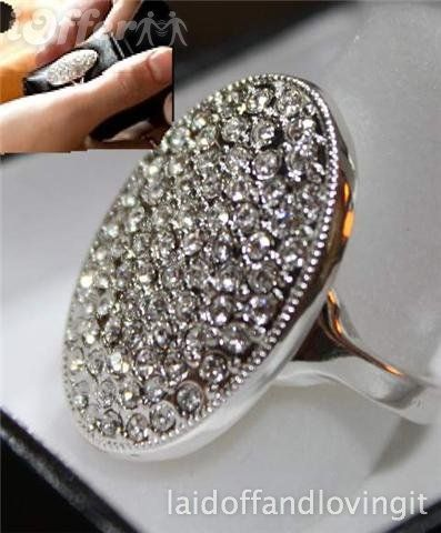 TWILIGHT Beautiful Engagement Ring TWILIGHTGuilty