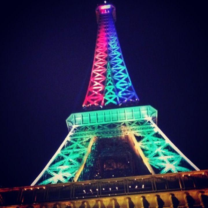 58 Tour Eiffel en Paris, Île-de-France