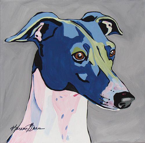 Pop Art Pet Portraits by Karren M. Garces in other for humans