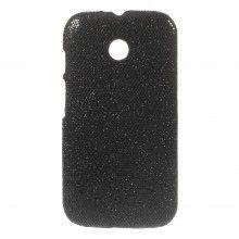 Carcasa Motorola Moto E Bling Negra $ 20.300,00