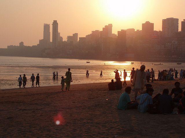 Mumbai, India | Chowpatty Beach