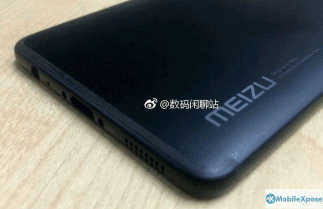 New Meizu PRO 7 Leak Shows USB Type-C Port, 3.5mm Audio Jack #Android #Google #news