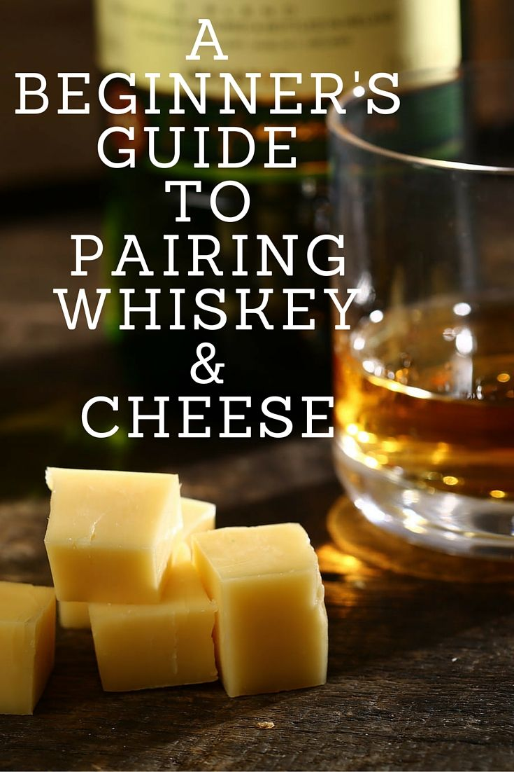 You can't go wrong pairing wine and cheese, but if you want to be a little more daring at your next soirée, why not try whiskey … | Bon Viveur Magazine | Pinte…
