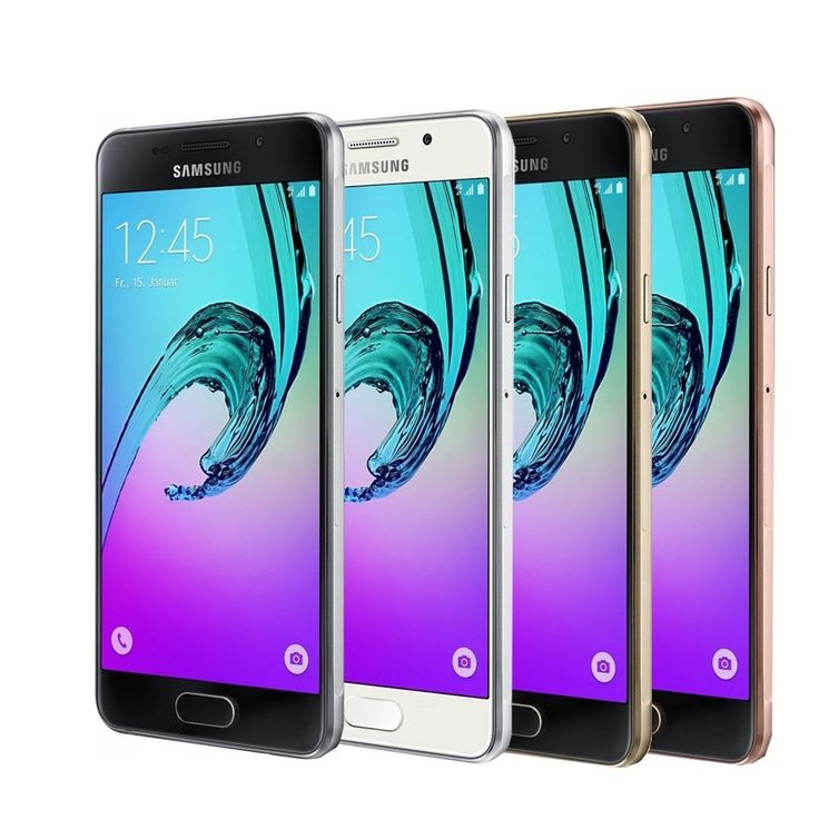 SAMSUNG GALAXY A3 (2016) A310F 16GB ANDROID SMARTPHONE HANDY OHNE VERTRAG WOW