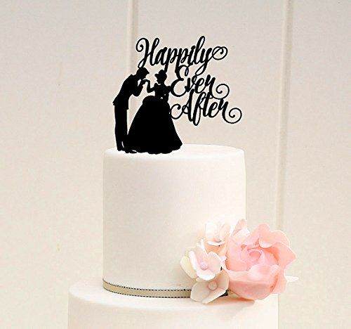 Happily Ever After Hochzeitstorte Topper Acryl Kuchendeckel HESHIFENG. party & accessories http://www.amazon.de/dp/B00ZTY7A2S/ref=cm_sw_r_pi_dp_dYb5vb0WK6E1C