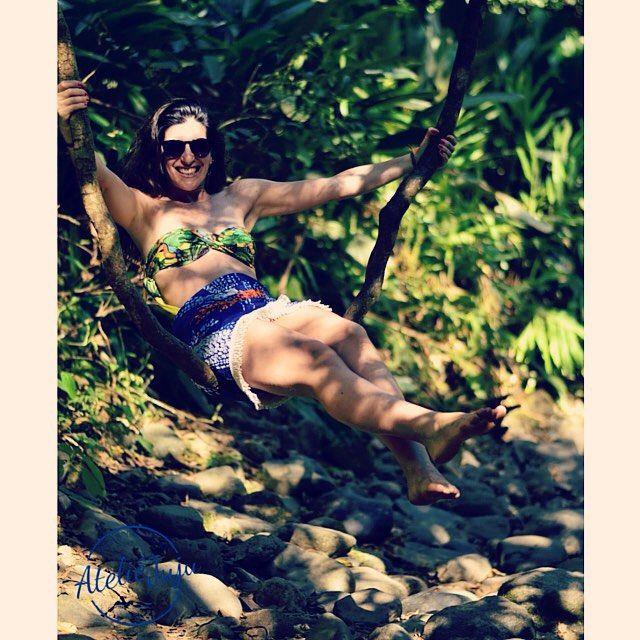 Começando a semana com felicidade !! ☀️ veja nossas novidades e dicas , follow us@adoroateliejuju #love #amor #errejota #riodejaneiro #cangaredonda #canga #cachoeira #natureza #nature #brasil #surf #surfgirls #boho #hippie #hippiechic #onelove #yoga #fun #happy #goodvibes #positividade  @brunolemoal