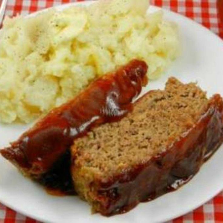 Best Meatloaf Receipe