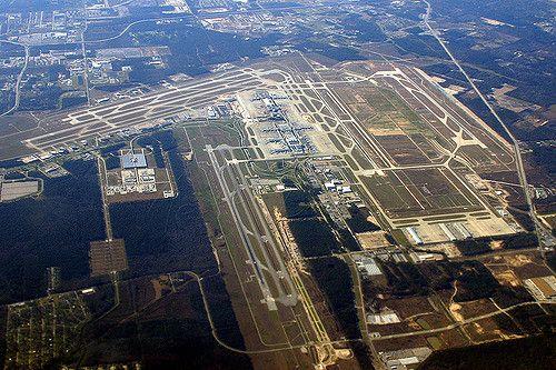 George Bush Intercontinental Airport - Houston, Texas (KIAH) | Flickr - Photo Sharing!