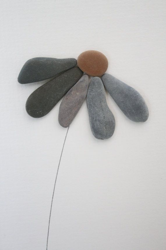 Rock And Pebble Art To Make Your Living Space Come Alive - Page 2 of 2 - Bored Art