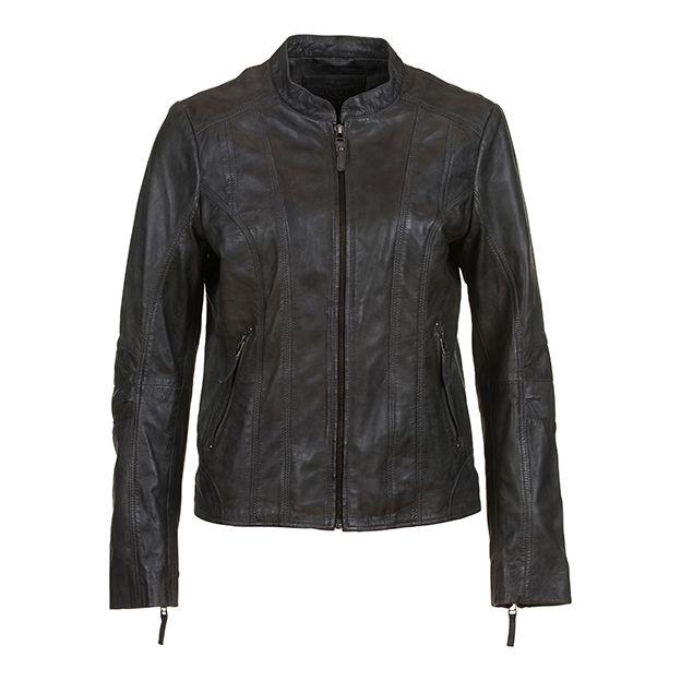 Biker jacket // 11744