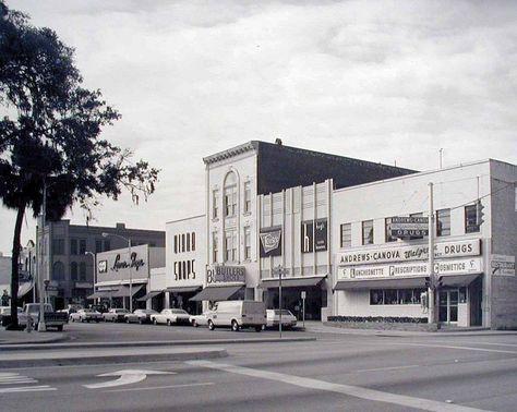 Downtown Ocala, FL 1940s ~K