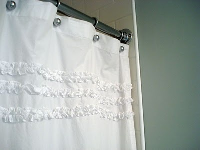 shower curtain from target simply shabby chic line hall bathroom pinterest shabby chic. Black Bedroom Furniture Sets. Home Design Ideas