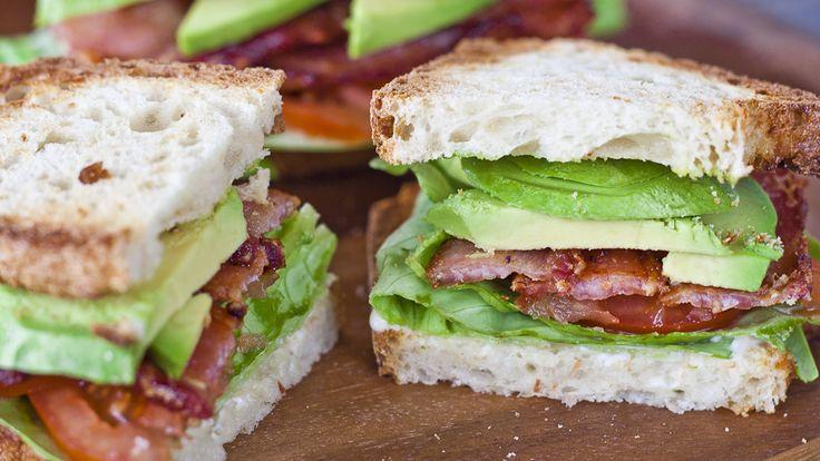 Avocado BLT: Yummy Food, Dinners, Food Idea, Avocado Blts, Cooking, 43 ...