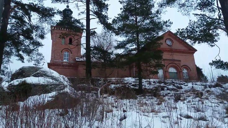 Mouhijrven kirkonkellot uudenvuodenaaton aamuna 2017