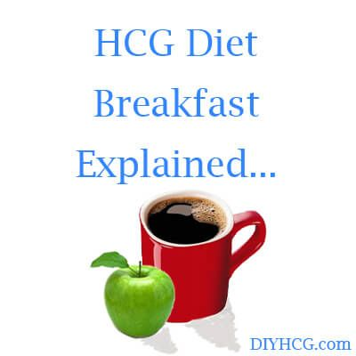 HCG diet breakfast tips! Get related products at https://www.diyhcg.com/get-diy-drops/