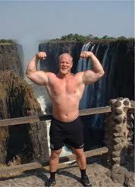 Swedish strongman and World's Strongest Man champion - Magnus Samuelsson