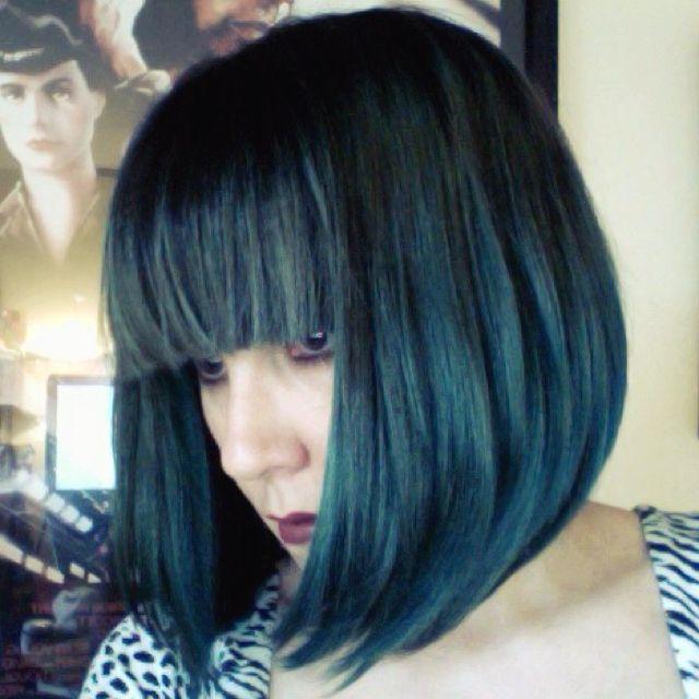 Manic Panic Manic Panic 215 Brown Black Hair Pinterest