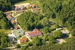 Great for families with an exploring nature. The Youth Hostel Born-Ibenhorst is in a national park which gives a great chance for kids to learn about the environment. The Youth Hostel also consists a camping site, to get even closer to nature.
