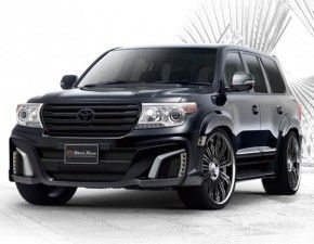 The brand new Land Cruiser offers excellent engine. Its 5.7 L DOHC 32-valve V8 petrol motor creates 381 hp and 401 lb.-ft. of circulatory fo...