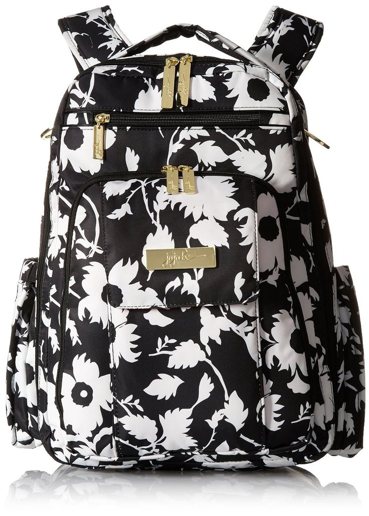 Ju-Ju-Be Legacy Collection Be Right Back Backpack Diaper Bag - The Imperial Princess