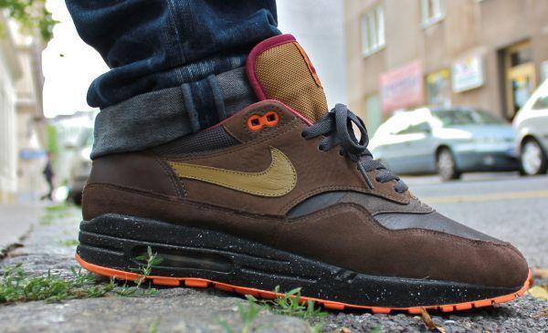 nike air max 1 spanish moss skintcosofshoes | Kleding