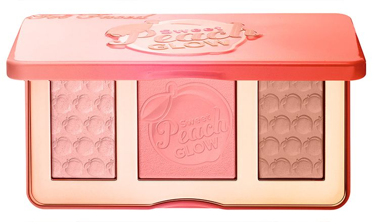 Too Faced Sweet Peach Glow Peach-infused Highlighting Palette for Spring 2017