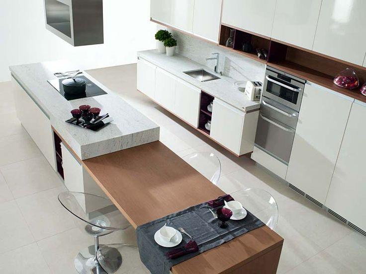 143 best unusual kitchens images on pinterest | modern kitchens