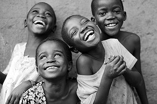 Children in Malawi, Africa by anthonyasael, via Flickr: I can't wait any longer.