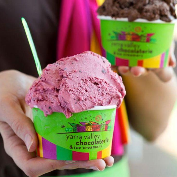 Ice cream tub design.