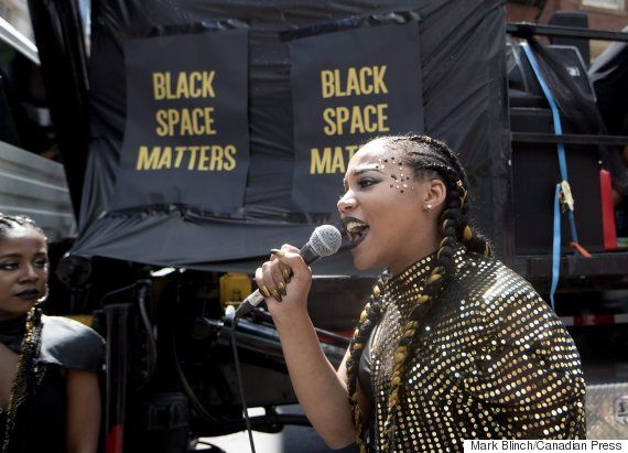 Black Lives Matter Parade Protest Brings Sweeping Changes To Toronto Pride