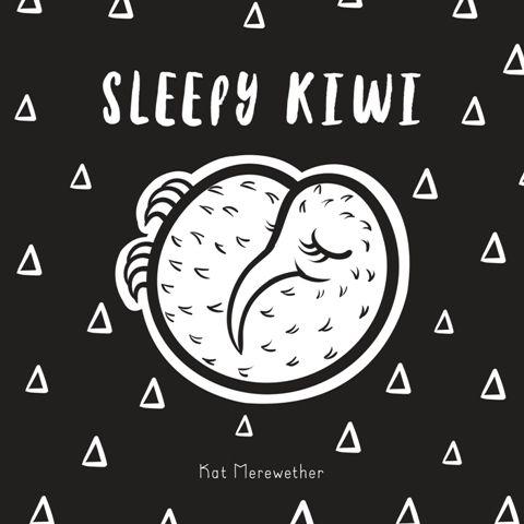 Sleepy Kiwi #book #kiwi