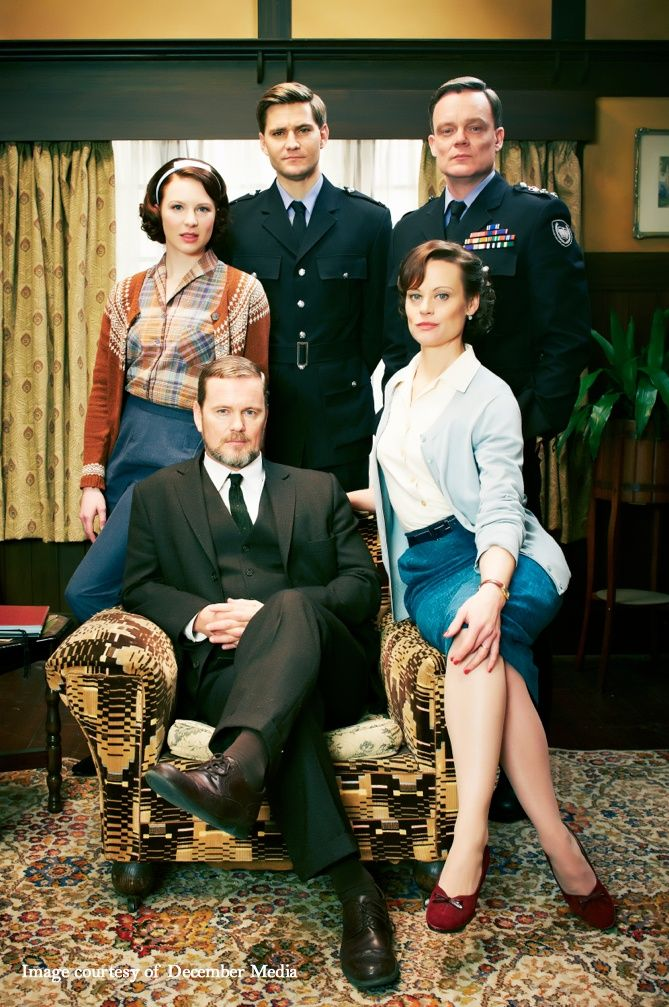 the Dr Blake Mysteries