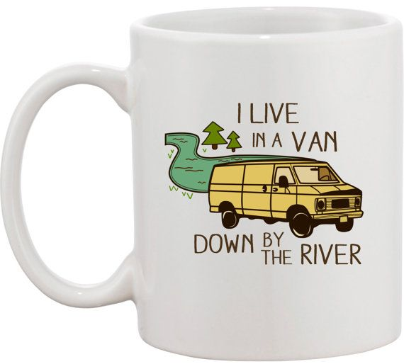 Matt Foley SNL I live in a van down by the river by perksofaurora
