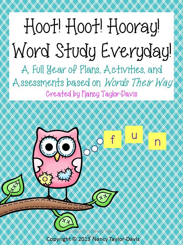 Writing Word Taylor ~ Best images about words their way on pinterest